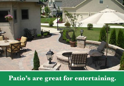 Backyard Entertainment Design Ideas