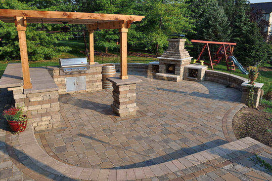 Landscape Planting Woodworking Patios U0026 Walkways Landscape Planting  Woodworking