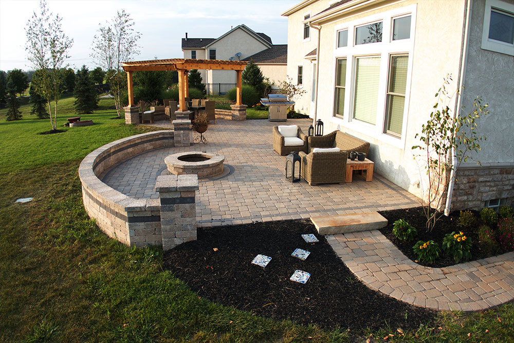 Wonderful Custom Patios U0026 Walkways 3 ...